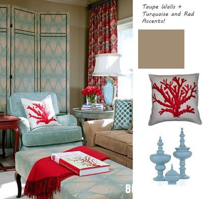 phong ngu 6 Trang trí nhà đẹp với màu xanh