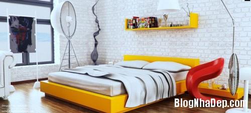 phong ngu dep nha pho 2 Những mẫu phòng ngủ đẹp lãng mạn nhất