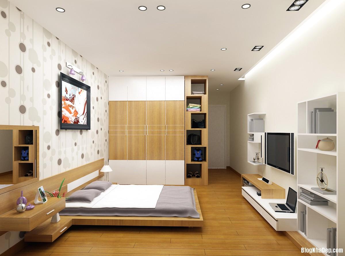 phongngu10 Thiết kế không gian phòng ngủ hoàn hảo