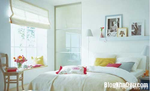 rem cuon lam dep khong gian 2  002 Thiết kế nhà đẹp  với rèm cuốn