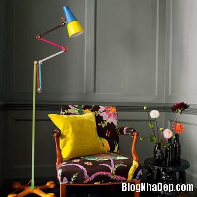 sac mau an tuong cho phong khach 10 Ấn tượng với các không gian sắc màu trong nội thất