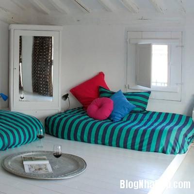 sac mau an tuong cho phong khach 13 Ấn tượng với các không gian sắc màu trong nội thất