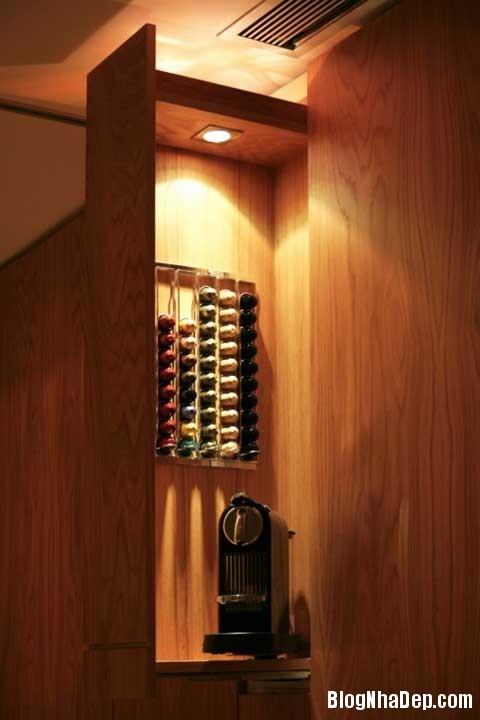 small space bedroom61 Closet House   Căn hộ nhỏ bé được thiết kế thông minh