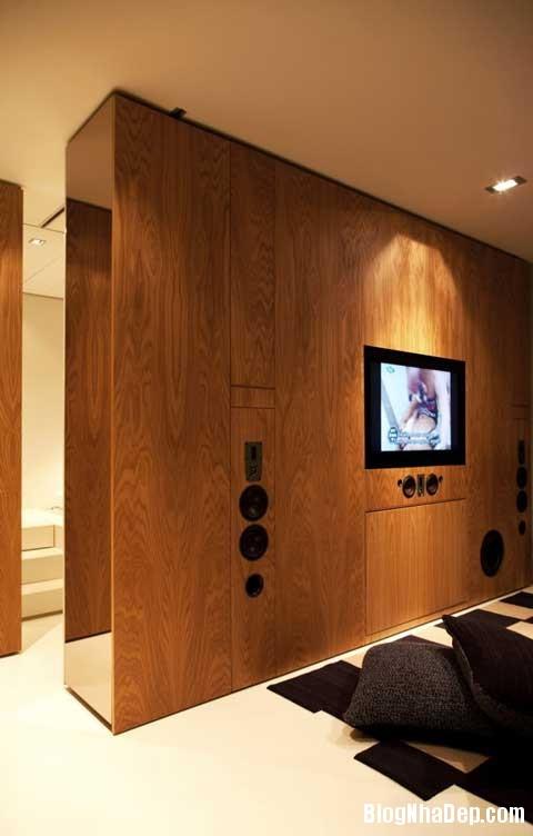 small space bedroom81 Closet House   Căn hộ nhỏ bé được thiết kế thông minh