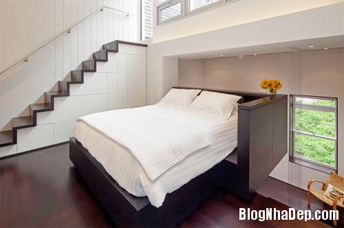 sua nha10 Cải tạo không gian sống thoáng đãng trong căn hộ cũ kỹ ở New York