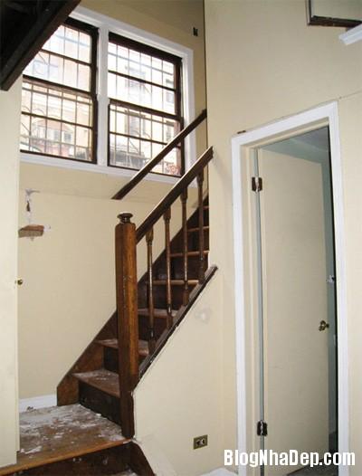sua nha31 Cải tạo không gian sống thoáng đãng trong căn hộ cũ kỹ ở New York
