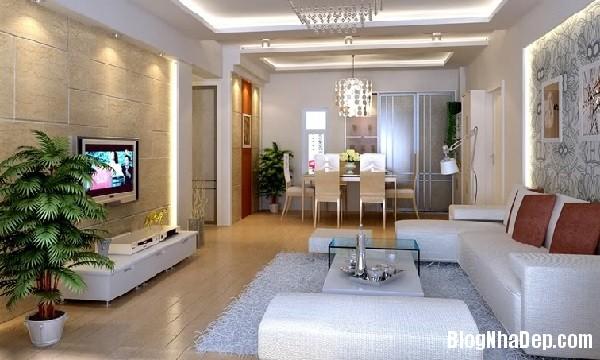 thiet ke noi that phong khach cho kieu nha pho hien dai 7 jp Những mẫu thiết kế nội thất phòng khách ấn tượng