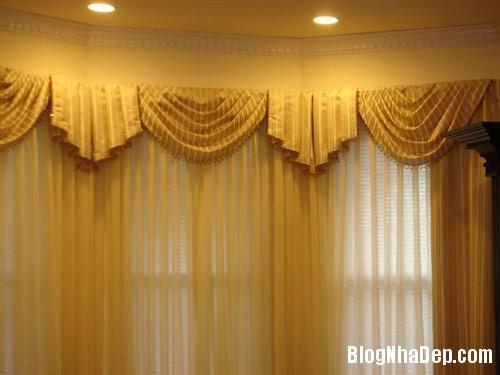 treo rem cho phong ngu 2 Những mẫu rèm cửa đẹp