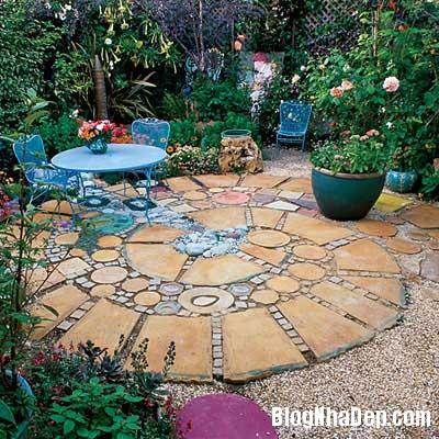 y tuong thiet ke patio nha ban 1 Ý tưởng thiết kế đẹp hoàn hảo cho patio nhà bạn