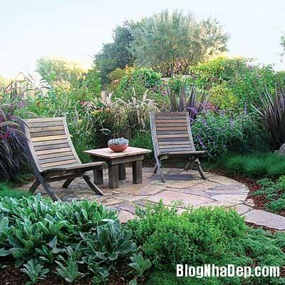 y tuong thiet ke patio nha ban 2 Ý tưởng thiết kế đẹp hoàn hảo cho patio nhà bạn