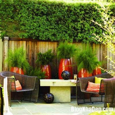 y tuong thiet ke patio nha ban 3 Ý tưởng thiết kế đẹp hoàn hảo cho patio nhà bạn