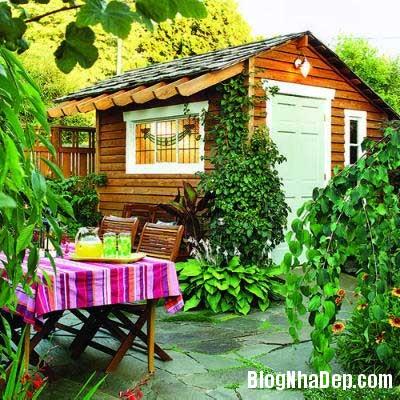 y tuong thiet ke patio nha ban 6 Ý tưởng thiết kế đẹp hoàn hảo cho patio nhà bạn