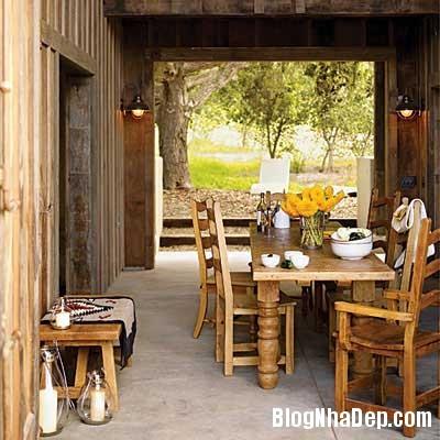 y tuong thiet ke patio nha ban 7 Ý tưởng thiết kế đẹp hoàn hảo cho patio nhà bạn