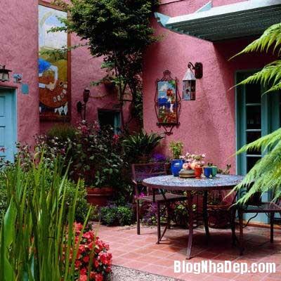 y tuong thiet ke patio nha ban 9 Ý tưởng thiết kế đẹp hoàn hảo cho patio nhà bạn