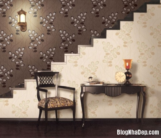 094922baoxaydung image0011 Trang trí cho bức tường cầu thang trở nên sinh động