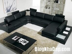 095430baoxaydung image0011 Căn hộ quyến rũ với nội thất gam màu đen   trắng