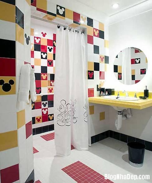 121 Thiết kế phòng tắm cho trẻ