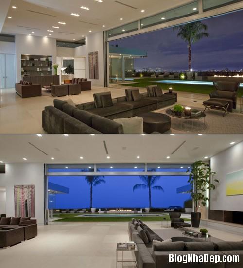 1403542449 13 vert Biệt thự tuyệt đẹp trên đồi ở Beverly Hills