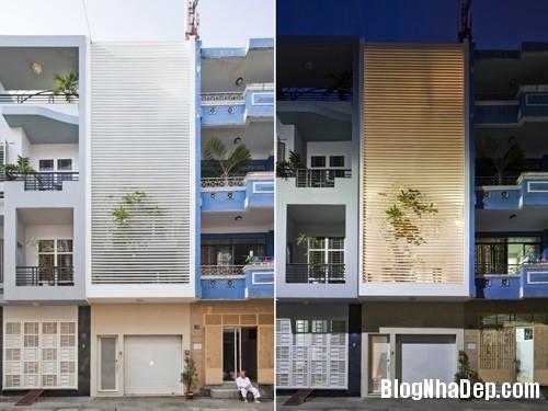 1403596080 1 horz Nhà ống 80m2 tràn ngập không gian xanh ở Sài Gòn