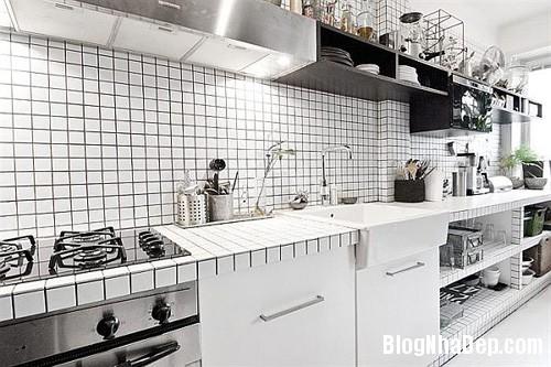 1403662647 2 Gian bếp tiện nghi rộng rãi trong căn hộ 39m2
