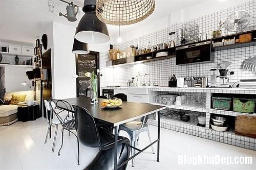 1403662647 6 Gian bếp tiện nghi rộng rãi trong căn hộ 39m2