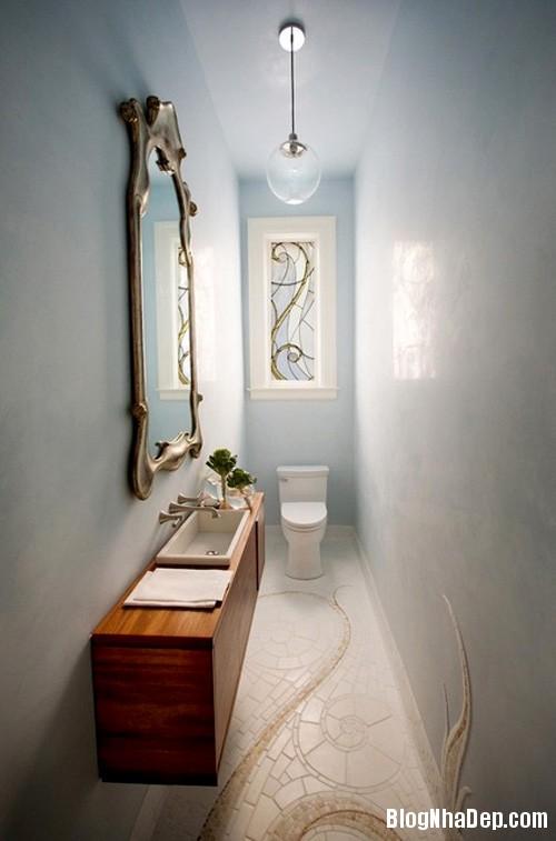 1405067275 3 Những mẹo nhỏ khiến không gian phòng tắm trở nên cuốn hút hơn