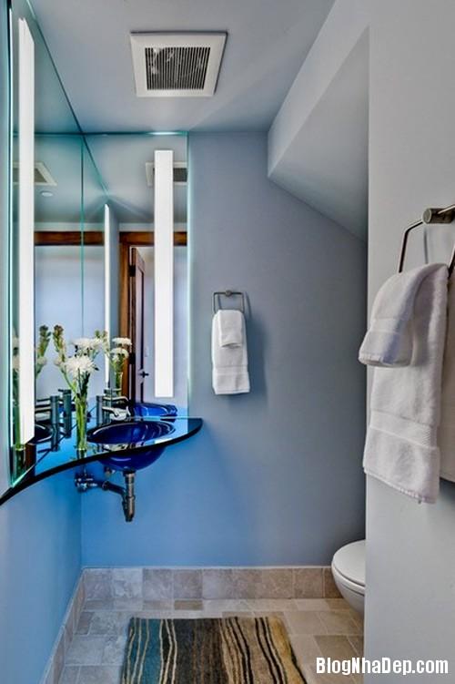1405067275 7 Những mẹo nhỏ khiến không gian phòng tắm trở nên cuốn hút hơn