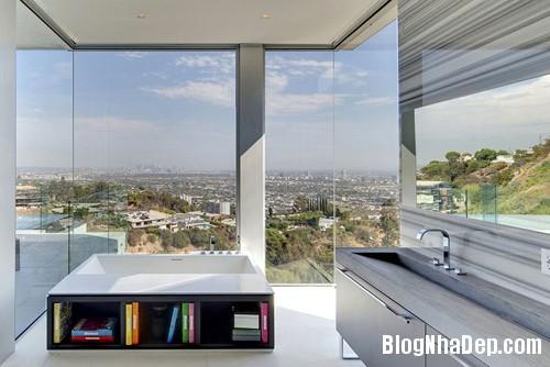 1405092051 13 Biệt thự hiện đại ở Hollywood