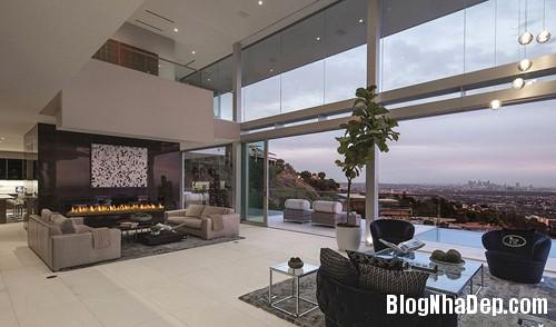 1405092051 2 Biệt thự hiện đại ở Hollywood