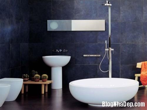 1405409232 5 Sành điệu với mẫu bồn tắm tròn