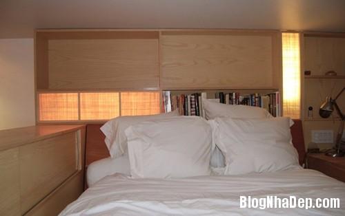 1405462562 3 Căn hộ 22m2 có phòng bếp gác xếp và phòng đọc sách