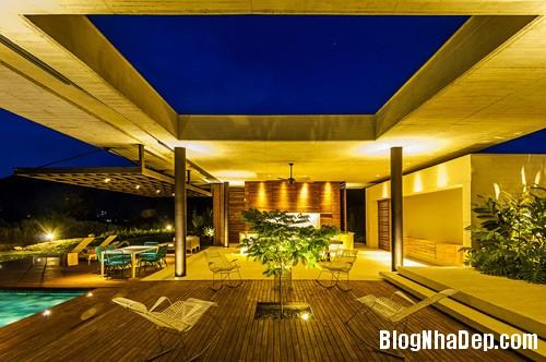 1405506361 12 Ngắm ngôi nhà hiện đại hùng vĩ trên đồi ở Columbia