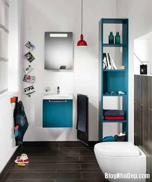 17 Thiết kế phòng tắm cho trẻ