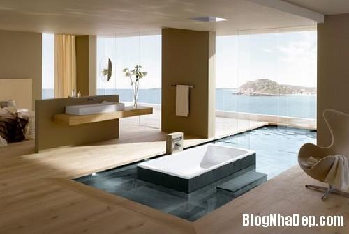20131108032922010 Ngắm bộ sưu tập thiết kế phòng tắm hiện đại