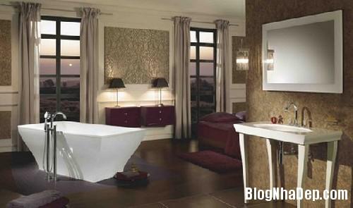 20131108032929186 Ngắm bộ sưu tập thiết kế phòng tắm hiện đại