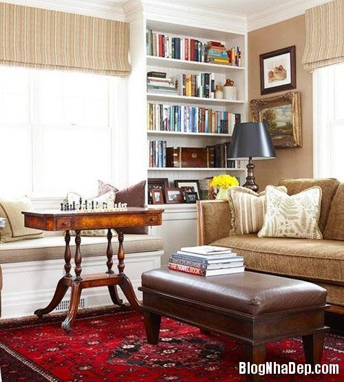 20131108074508567 Bí quyết trang trí phòng khách với tông màu ấm