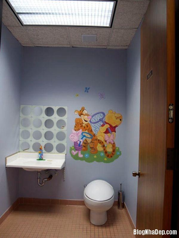 20131224081826579 Mẫu thiết kế phòng tắm đẹp cho bé yêu