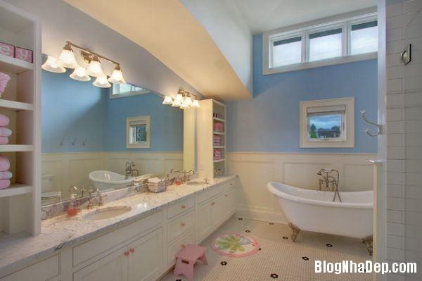 20131224081829559 Mẫu thiết kế phòng tắm đẹp cho bé yêu