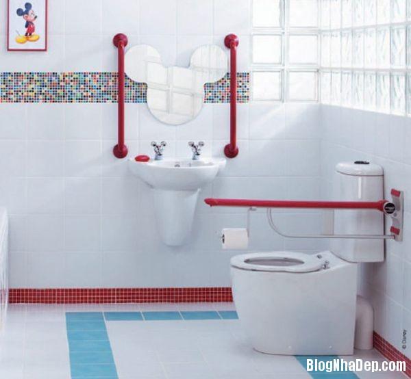 20131224081842491 Mẫu thiết kế phòng tắm đẹp cho bé yêu