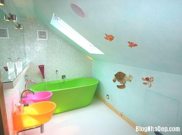 20131224081847982 Mẫu thiết kế phòng tắm đẹp cho bé yêu