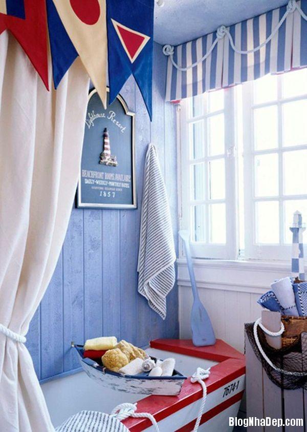 20131224081850119 Mẫu thiết kế phòng tắm đẹp cho bé yêu