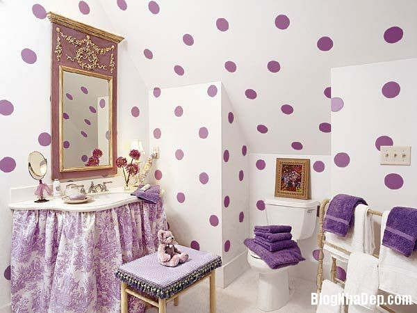 20131224081852865 Mẫu thiết kế phòng tắm đẹp cho bé yêu