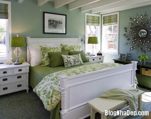 20131227033221906 Màu sắc khiến phòng ngủ trông rộng hơn