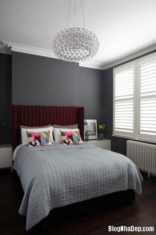 20131227033222714 Màu sắc khiến phòng ngủ trông rộng hơn