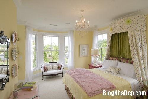 20131227033224358 Màu sắc khiến phòng ngủ trông rộng hơn