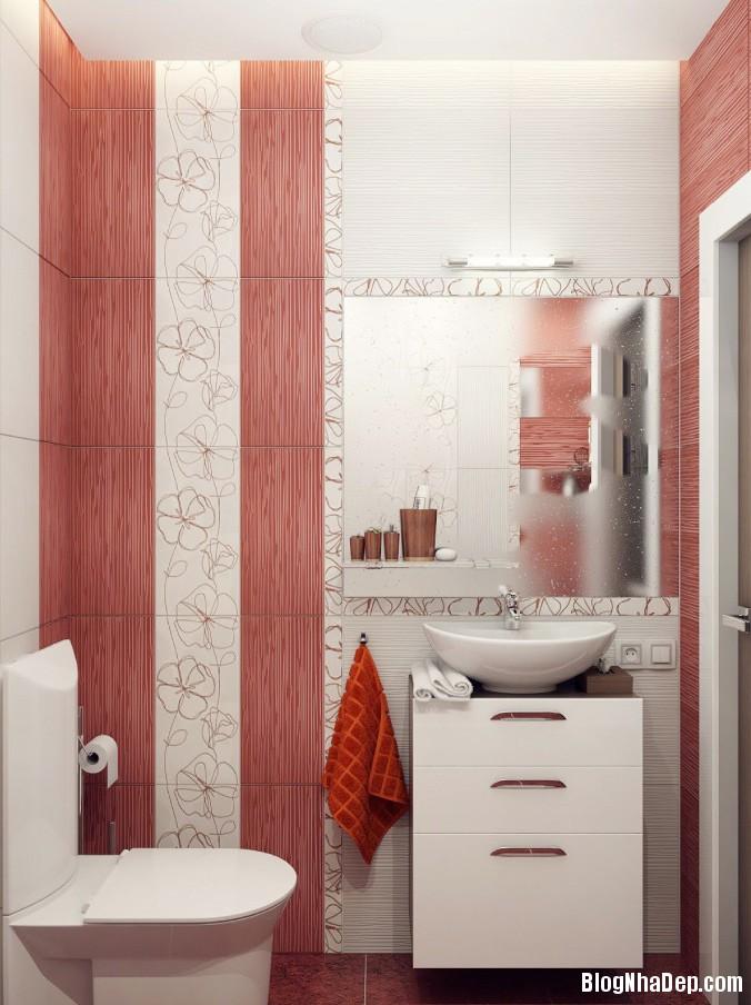 20140718012357233 Tham khảo cách bố trí cho phòng tắm nhỏ