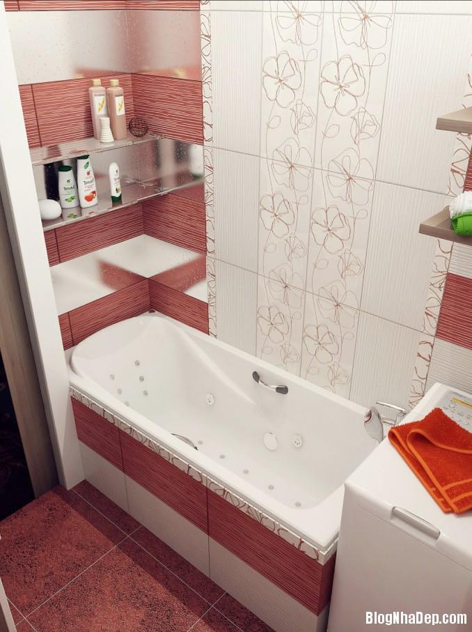 20140718012400743 Tham khảo cách bố trí cho phòng tắm nhỏ