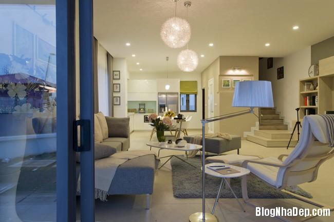 20140718075212449 Thiết kế không gian sống cho gia đình đông người