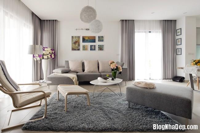 20140718075213229 Thiết kế không gian sống cho gia đình đông người