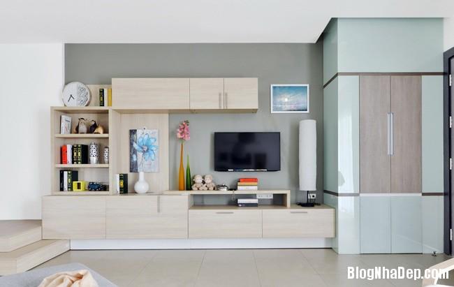20140718075213807 Thiết kế không gian sống cho gia đình đông người